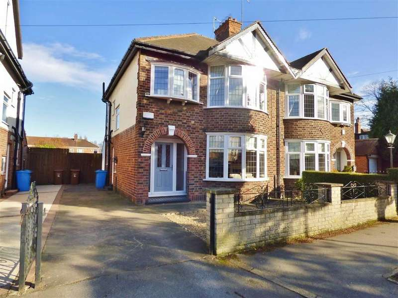 3 Bedrooms Semi Detached House for sale in Legarde Avenue, Anlaby