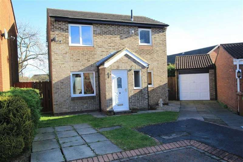 3 Bedrooms Detached House for sale in Fawn Close, Newton Aycliffe, County Durham