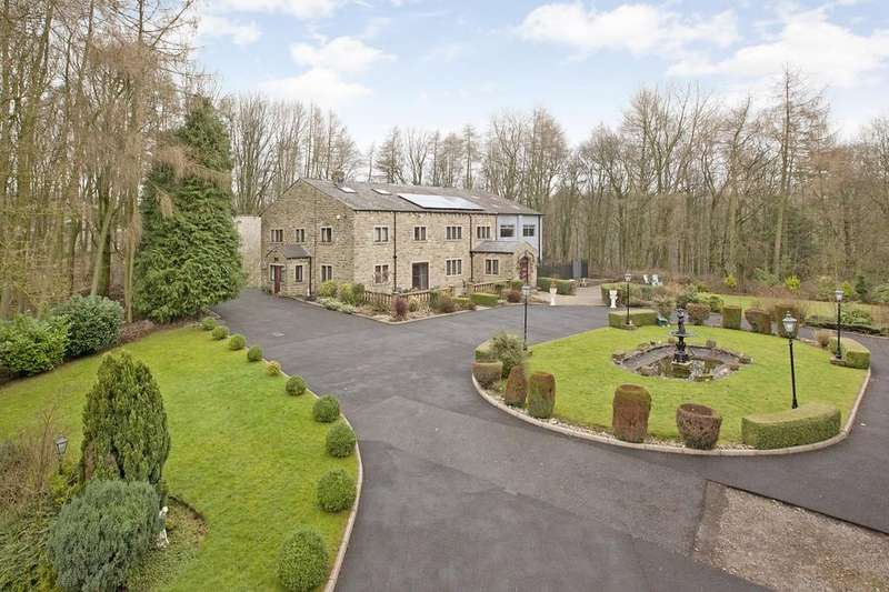 5 Bedrooms Detached House for sale in Woodland View, Eshton