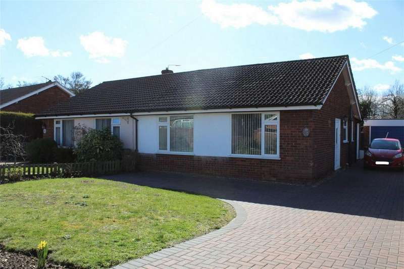 3 Bedrooms Semi Detached Bungalow for sale in Biggleswade, Bedfordshire