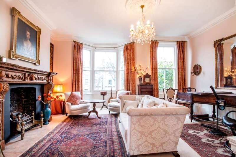 5 Bedrooms House for sale in Tufnell Park, N7