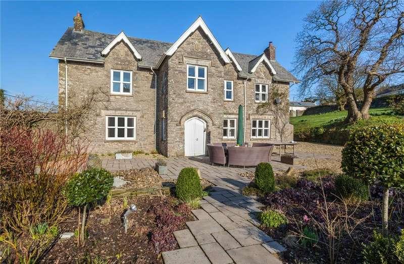 6 Bedrooms Detached House for sale in Stoke Rivers, Barnstaple, Devon, EX32
