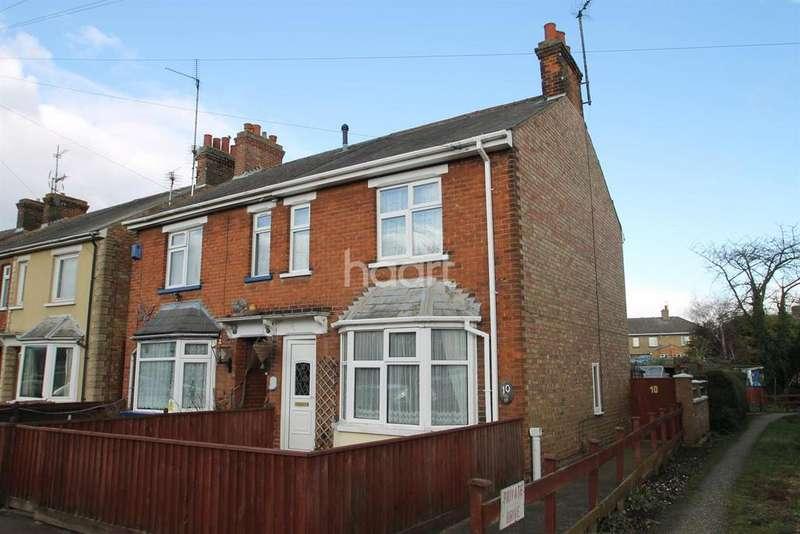 2 Bedrooms Semi Detached House for sale in Burcroft Road, Wisbech