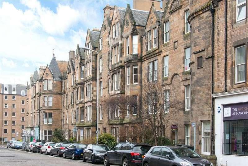 2 Bedrooms Flat for sale in 18 (GFR) Warrender Park Road, Marchmont, Edinburgh, EH9