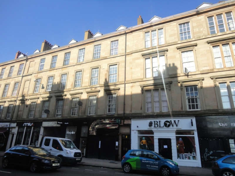 3 Bedrooms Flat for rent in FINNIESTON, Argyle Street