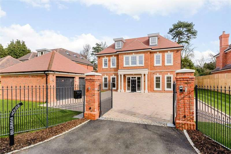 5 Bedrooms Detached House for sale in London Road, Ascot, Berkshire, SL5