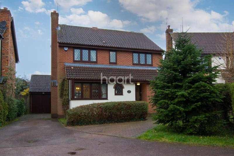 4 Bedrooms Detached House for sale in Elderberry Way, Watford, WD25