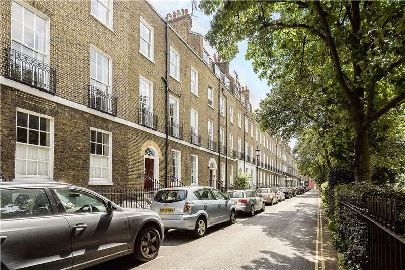 6 Bedrooms Terraced House for sale in Compton Terrace, London, N1