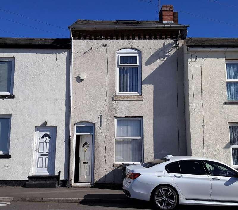 3 Bedrooms Terraced House for sale in , WATT ST, HANDSWORTH, B21