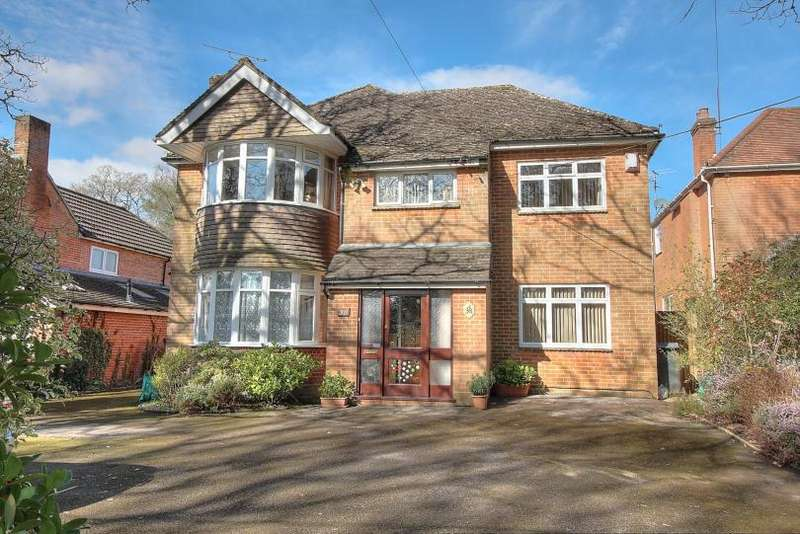 4 Bedrooms Detached House for sale in Baddesley Road, Parish of Ampfield, Chandlers Ford
