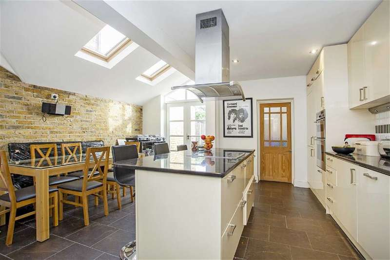 4 Bedrooms House for sale in Chestnut Grove, Balham
