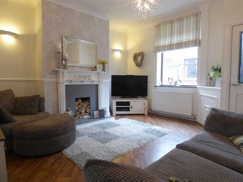2 Bedrooms Property for sale in Oxford Street, Shaw, Oldham, OL2