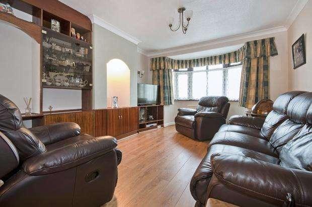 3 Bedrooms Semi Detached House for sale in Penshurst Road, Bexleyheath, DA7