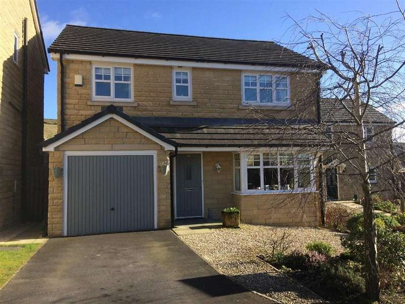 4 Bedrooms Detached House for sale in Aspen Grove, Earby, Lancashire