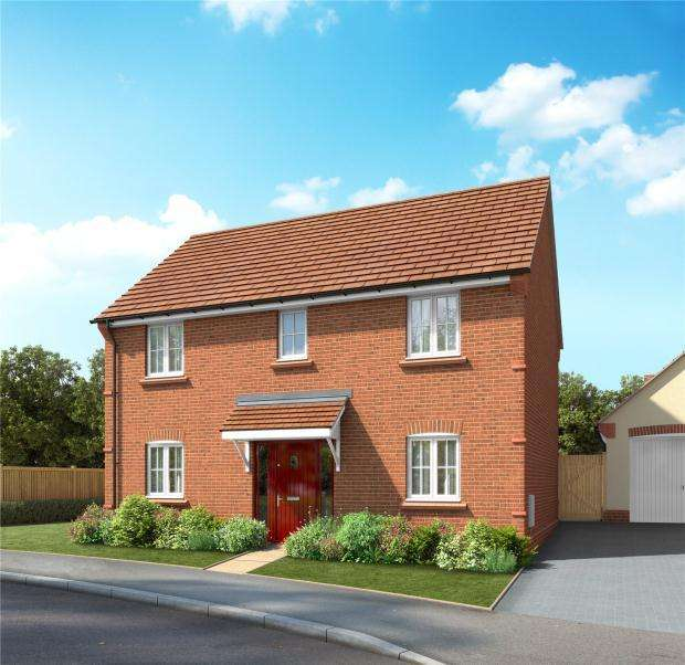 4 Bedrooms Detached House for sale in Meadow Gardens, Wedow Road, Thaxted