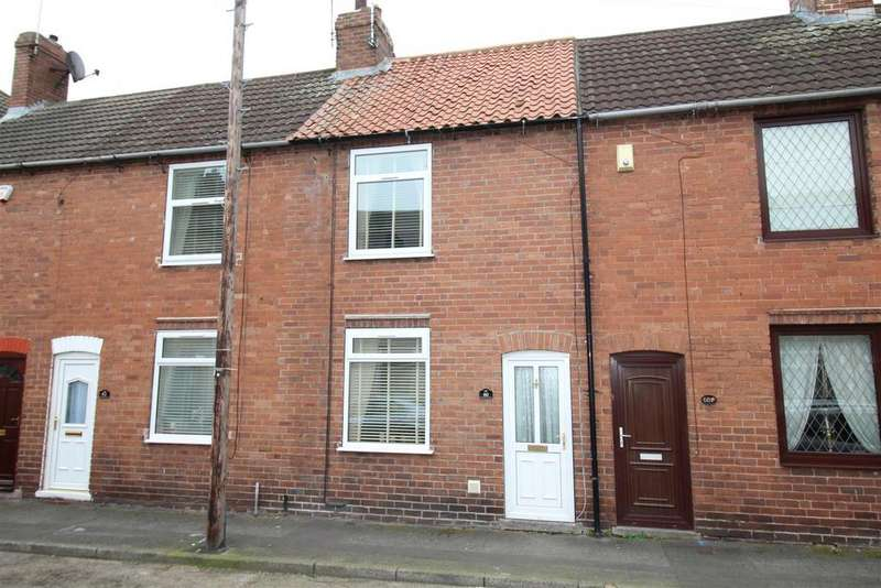 3 Bedrooms Terraced House for sale in Norfolk Street, Worksop