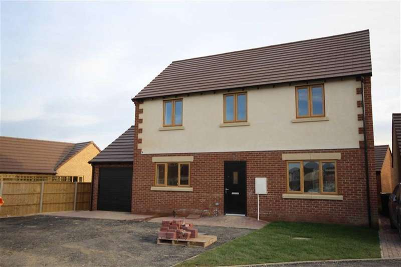 4 Bedrooms Detached House for sale in Kestrel Way, Tewkesbury, Gloucestershire