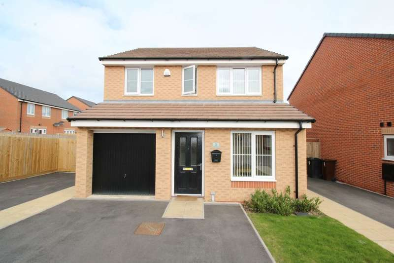 3 Bedrooms Detached House for sale in School Avenue, Wolverhampton, WV11