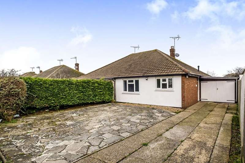 2 Bedrooms Semi Detached Bungalow for sale in Greenwood Avenue, Bognor Regis, PO22