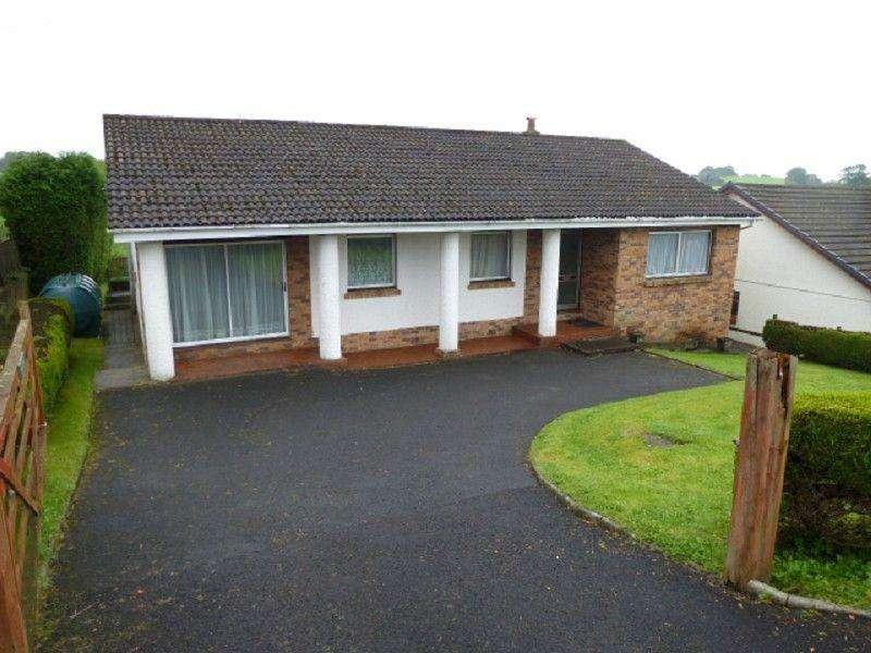 4 Bedrooms Detached Bungalow for sale in Heol Y Maerdy Ffairfach, Llandeilo, Carmarthenshire.