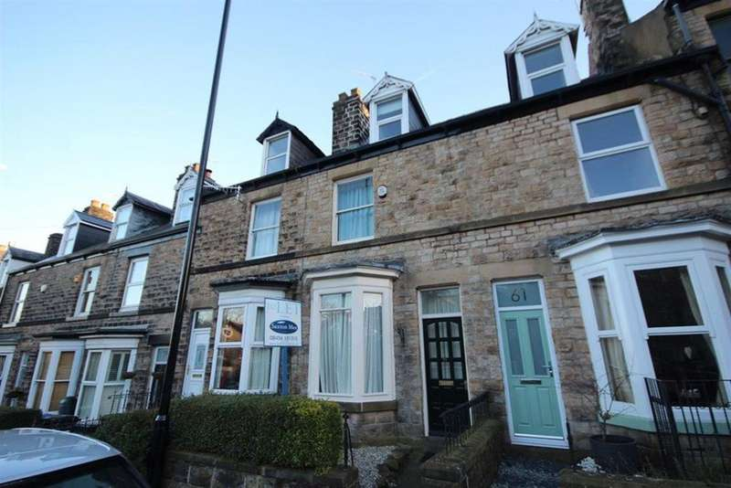 4 Bedrooms Terraced House for rent in 59 Nethergreen Road, Nether Green, S11 7EH