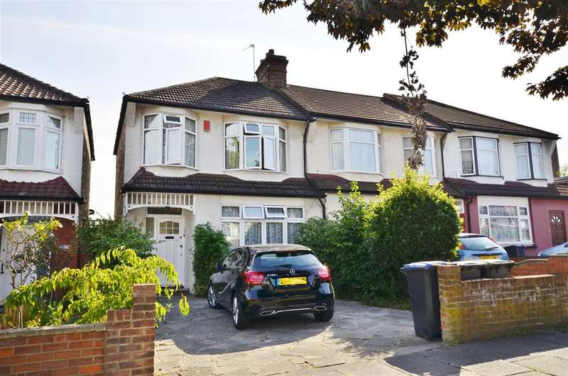 3 Bedrooms End Of Terrace House for sale in Bowes Road, London