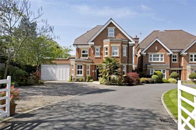 5 Bedrooms Detached House for sale in Glynswood Place, Northwood, Middlesex, HA6