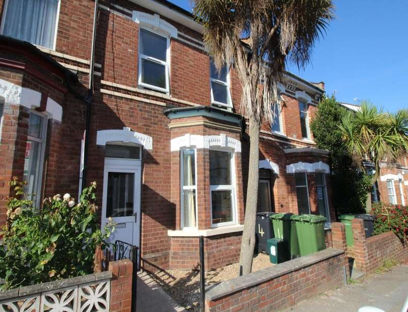 5 Bedrooms Property for rent in St. Annes Road, Exeter, EX1