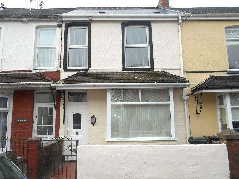 3 Bedrooms Terraced House for sale in Thomas Terrace, Resolven, Neath, Neath Port Talbot.