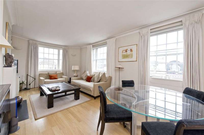 3 Bedrooms Flat for sale in Pelham Street, South Kensington, London