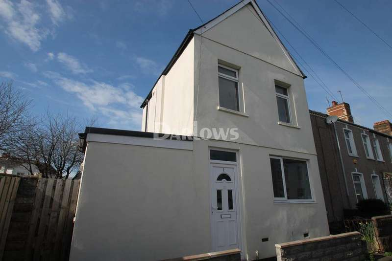 2 Bedrooms End Of Terrace House for sale in Glamorgan Street, Canton
