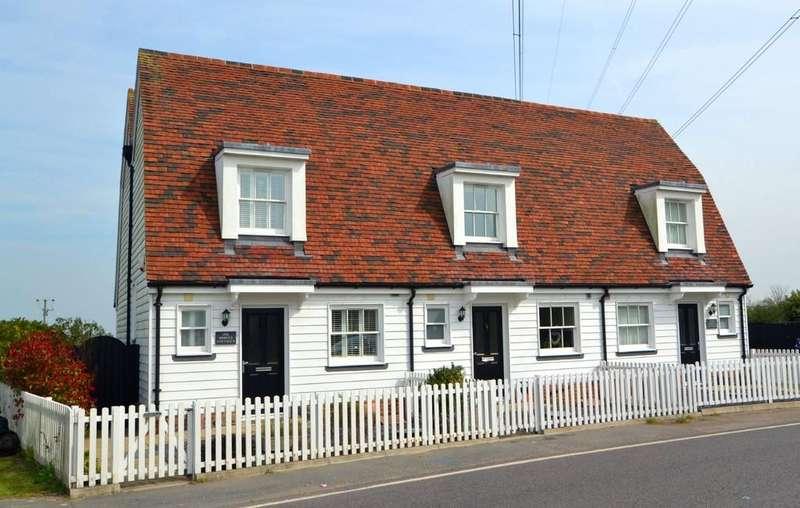 2 Bedrooms Cottage House for sale in Burnham Road, Althorne