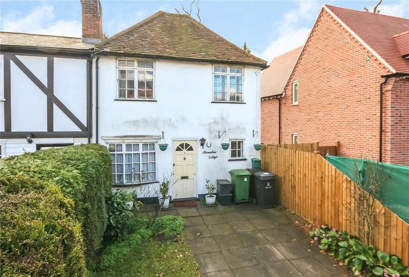2 Bedrooms End Of Terrace House for sale in Sandpit Lane, St. Albans, Hertfordshire