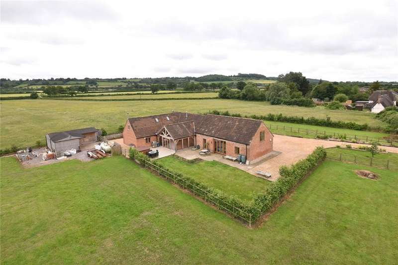 4 Bedrooms Barn Conversion Character Property for sale in Pennysfield Barn, Dauntsey, Chippenham, Wiltshire