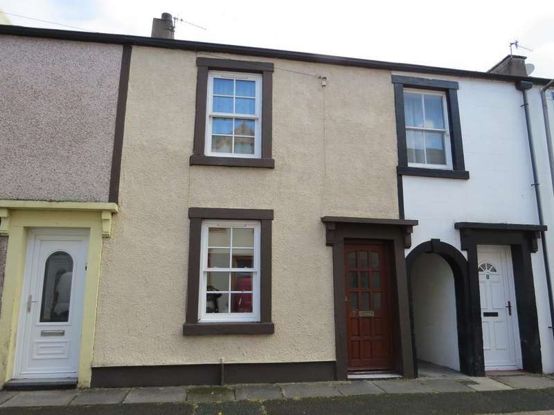 2 Bedrooms Terraced House for sale in Mill Street, Whitehaven , Cumbria