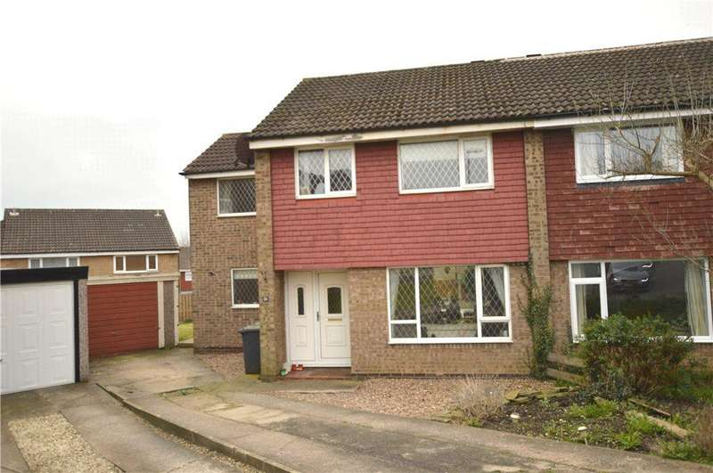 4 Bedrooms Semi Detached House for sale in Haigh Side, Rothwell, Leeds, West Yorkshire