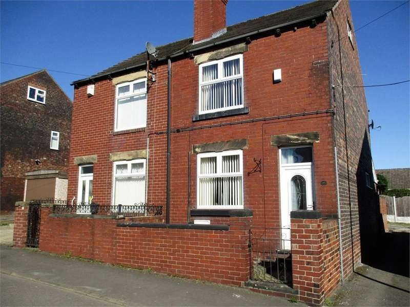 3 Bedrooms Semi Detached House for sale in Rotherham Road, Wath-upon-Dearne, ROTHERHAM, South Yorkshire