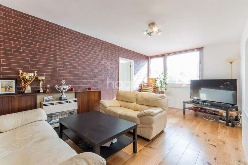2 Bedrooms Flat for sale in Brenchley Gardens, Honor Oak, London, SE23