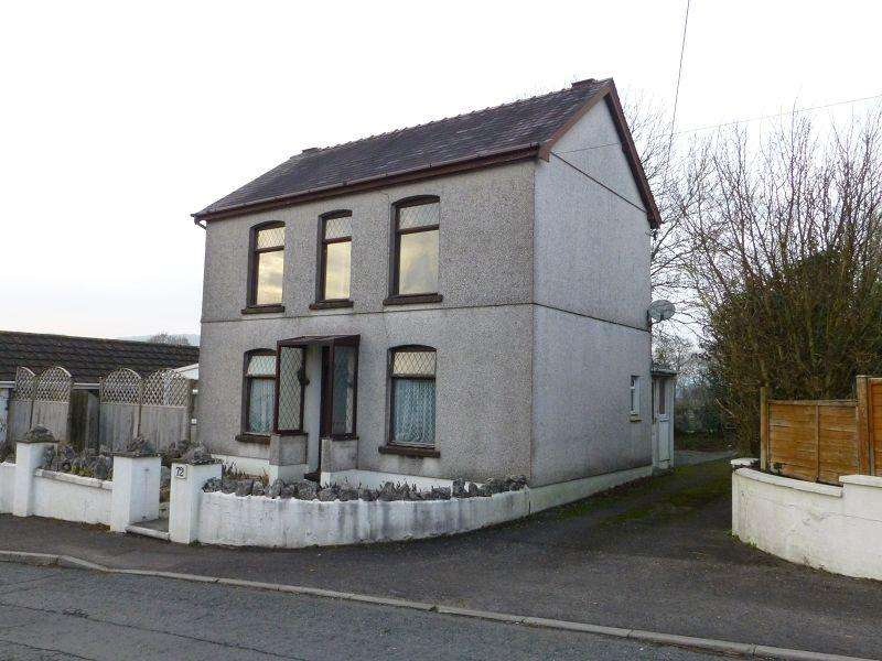 3 Bedrooms Detached House for sale in Kings Road, Llandybie, Ammanford, Carmarthenshire