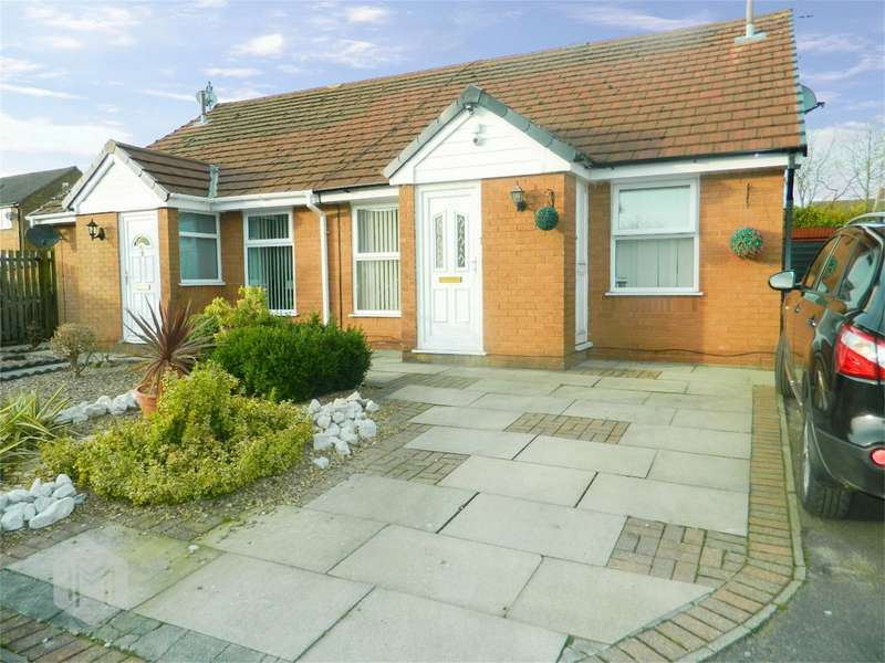 2 Bedrooms Semi Detached Bungalow for sale in Dalebank, Atherton, Manchester, Lancashire