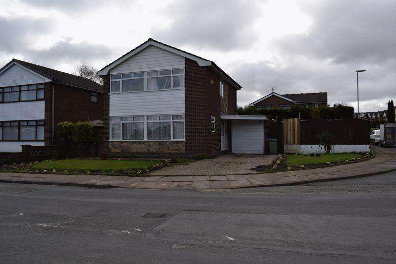 3 Bedrooms Detached House for sale in Walton Street, Hopwood,Heywood