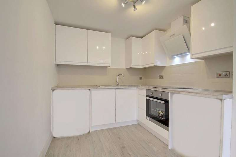 1 Bedroom Flat for sale in Geddington Court, Eleanor Way EN8