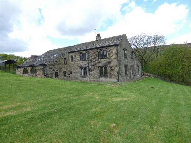 9 Bedrooms Detached House for sale in Tintwistle, Glossop, Derbyshire, SK13