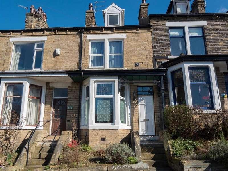 4 Bedrooms Terraced House for sale in Harrogate Street, Bradford BD3 0LE