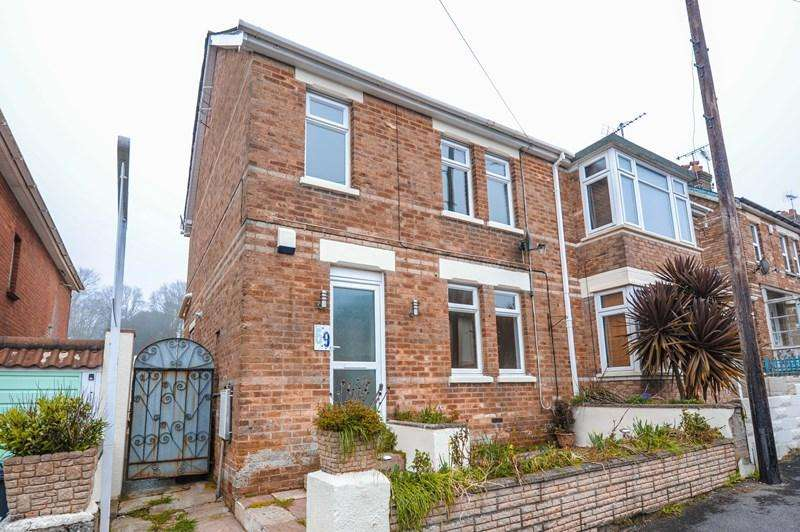 4 Bedrooms Semi Detached House for sale in Palmerston Road, Parkstone, Poole