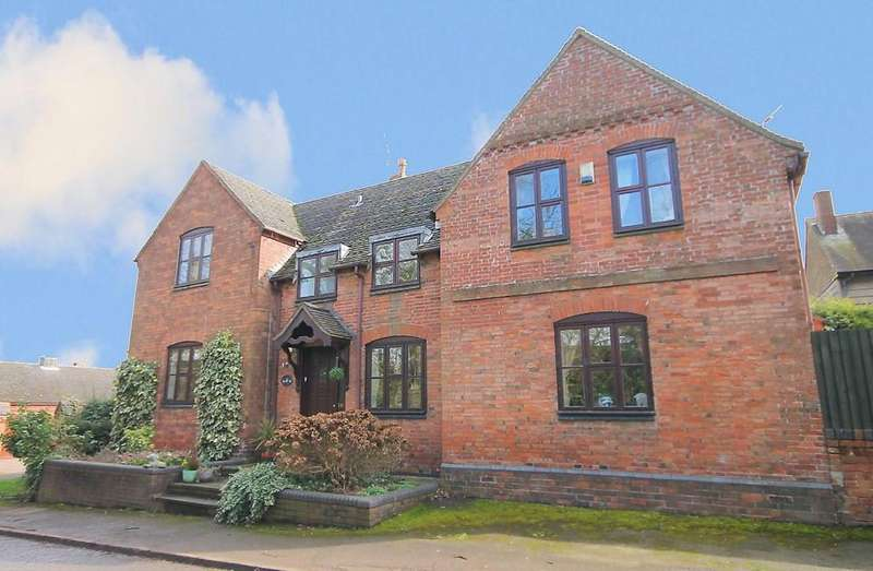 5 Bedrooms Detached House for sale in New Crown House, Main Road, Wigginton, B79 9DW