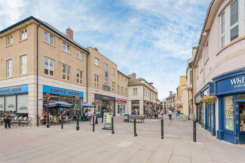 2 Bedrooms Apartment Flat for sale in Marriotts Walk, Witney