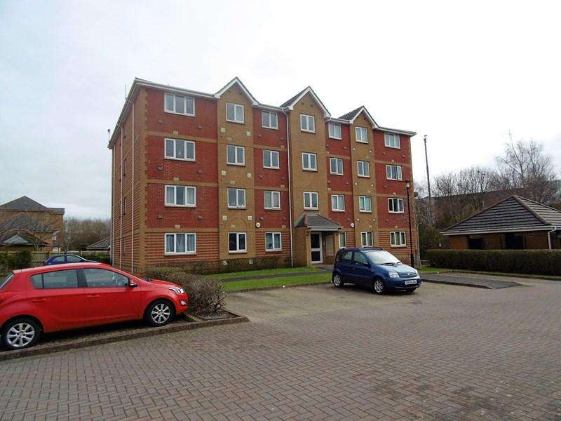 2 Bedrooms Apartment Flat for sale in O'leary Drive, Cardiff