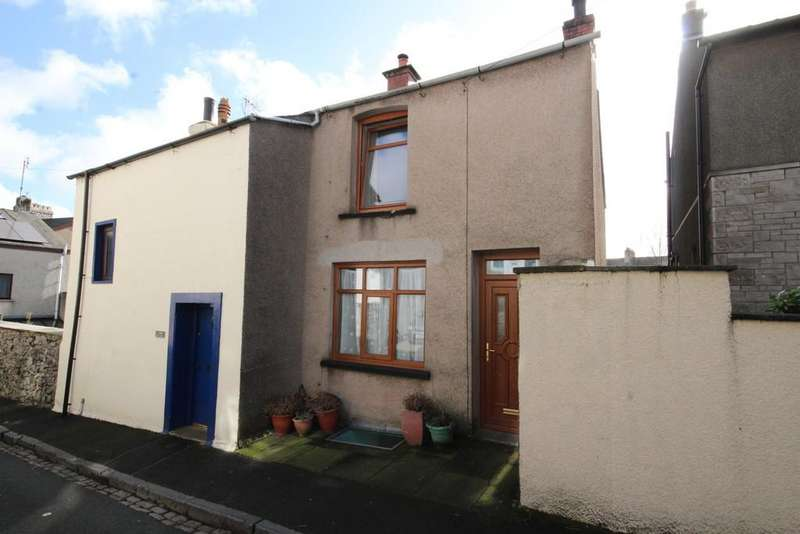 3 Bedrooms Semi Detached House for sale in 3 Town Street, Ulverston
