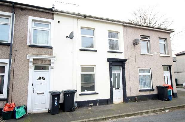 2 Bedrooms Terraced House for sale in Canon Street, NEWPORT